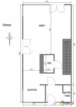 Rent this 0 bed house on Wielogórska 30 in 33-050 Krakow, Poland