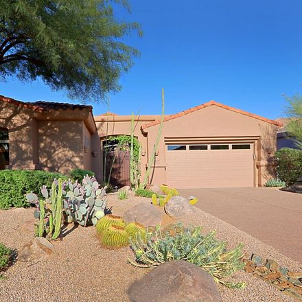 Rent this 3 bed house on 34623 North 99th Way in Scottsdale, AZ 85262