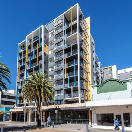 Rent this 1 bed apartment on 129/311 Hay Street