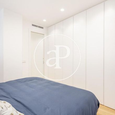 Rent this 4 bed apartment on Tramas+ in Carrer de Ciril Amorós, 46004 Valencia