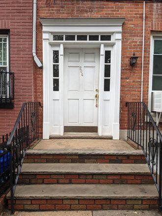 Rent this 1 bed townhouse on 204 5th Street in Hoboken, NJ 07030