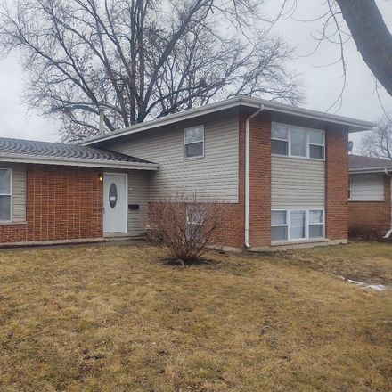 Rent this 4 bed house on 312 Douglas Street in Park Forest, IL 60466