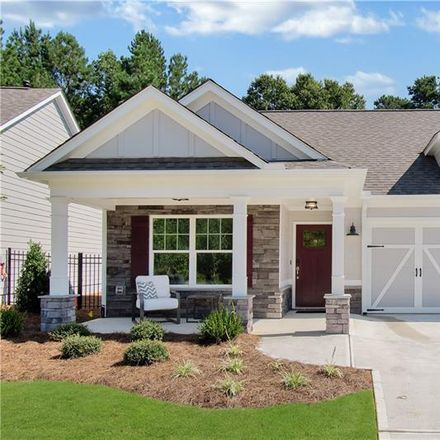 Rent this 3 bed house on Westbrook Ln in Acworth, GA