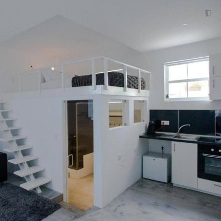 Rent this 0 bed apartment on Igreja Santa Isabel in Rua de São Joaquim, 1250-242 Campo de Ourique