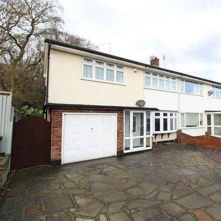 Rent this 3 bed house on West Wood in Beresford Close, Castle Point
