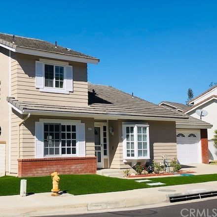 Rent this 3 bed house on 41 Hummingbird Lane in Aliso Viejo, CA 92656