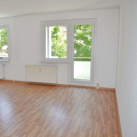 Rent this 2 bed apartment on Straße des Kindes 1 in 03130 Spremberg, Germany