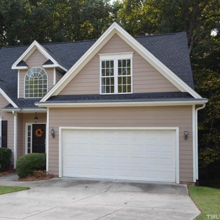 Rent this 4 bed house on 1105 Hickory Pond Court in Raleigh, NC 27612