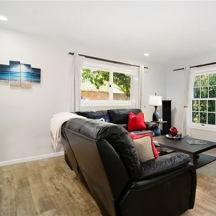 Rent this 3 bed house on Moorcroft Avenue in Los Angeles, CA 91367