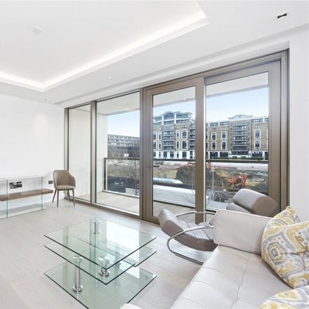 Rent this 2 bed apartment on Royal Mail West Kensington Delivery Office for W8 & W14 in Blythe Road, London W14 0PE