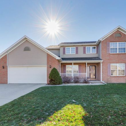 Rent this 4 bed house on 17 Shoal Creek Court in Bloomington, IL 61704