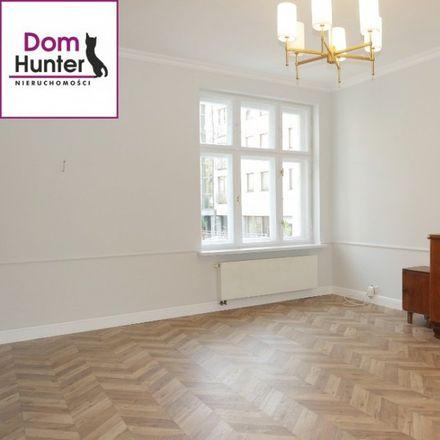 Rent this 4 bed apartment on Jana III Sobieskiego 35 in 81-781 Sopot, Poland