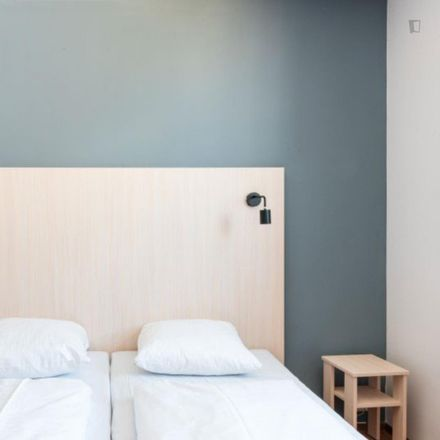 Rent this 3 bed room on A&O Hotel and Hostel Wien Hauptbahnhof in Sonnwendgasse 11, 1100 Vienna