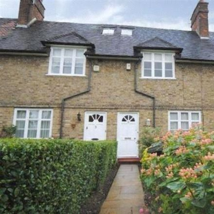 Rent this 2 bed house on Coleridge Walk in London NW11 6AT, United Kingdom
