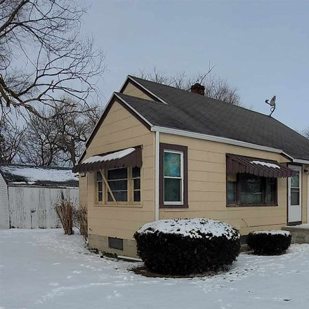 Rent this 2 bed house on S 24th St in Saginaw, MI