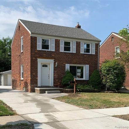 Rent this 3 bed house on 13243 Argyle Street in Southgate, MI 48195