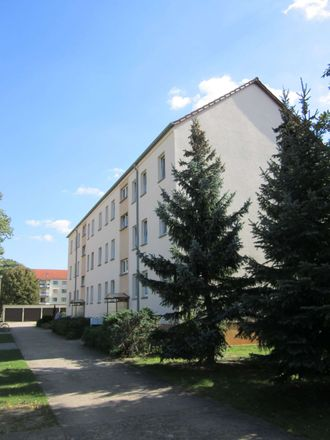 Rent this 1 bed apartment on Weststraße 32a in 14943 Luckenwalde, Germany