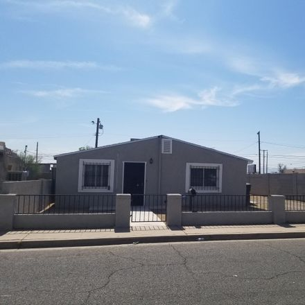 Rent this 3 bed house on 1543 West Maricopa Street in Phoenix, AZ 85007