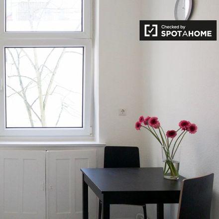Rent this 1 bed apartment on Berufsfeuerwache Tegel in Berliner Straße 16, 13507 Berlin