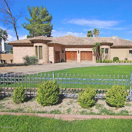 Rent this 6 bed house on 9121 North 69th Street in Paradise Valley, AZ 85253