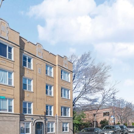 Rent this 2 bed condo on 5300-5302 North Kedzie Avenue in Chicago, IL 60625