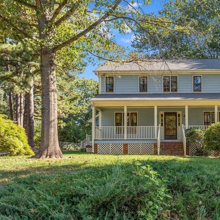Rent this 3 bed house on 6516 Dresden Lane in Raleigh, NC 27612