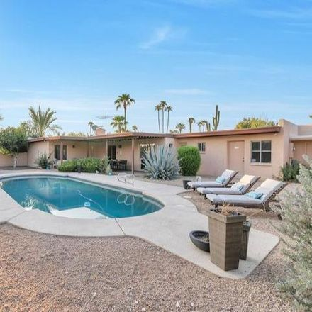 Rent this 5 bed house on 8723 East Jenan Drive in Scottsdale, AZ 85260