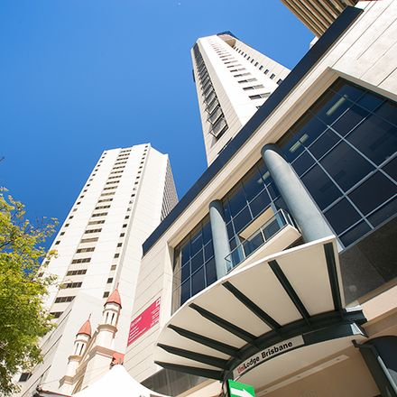 Rent this 1 bed apartment on 2102/108 Margaret Street