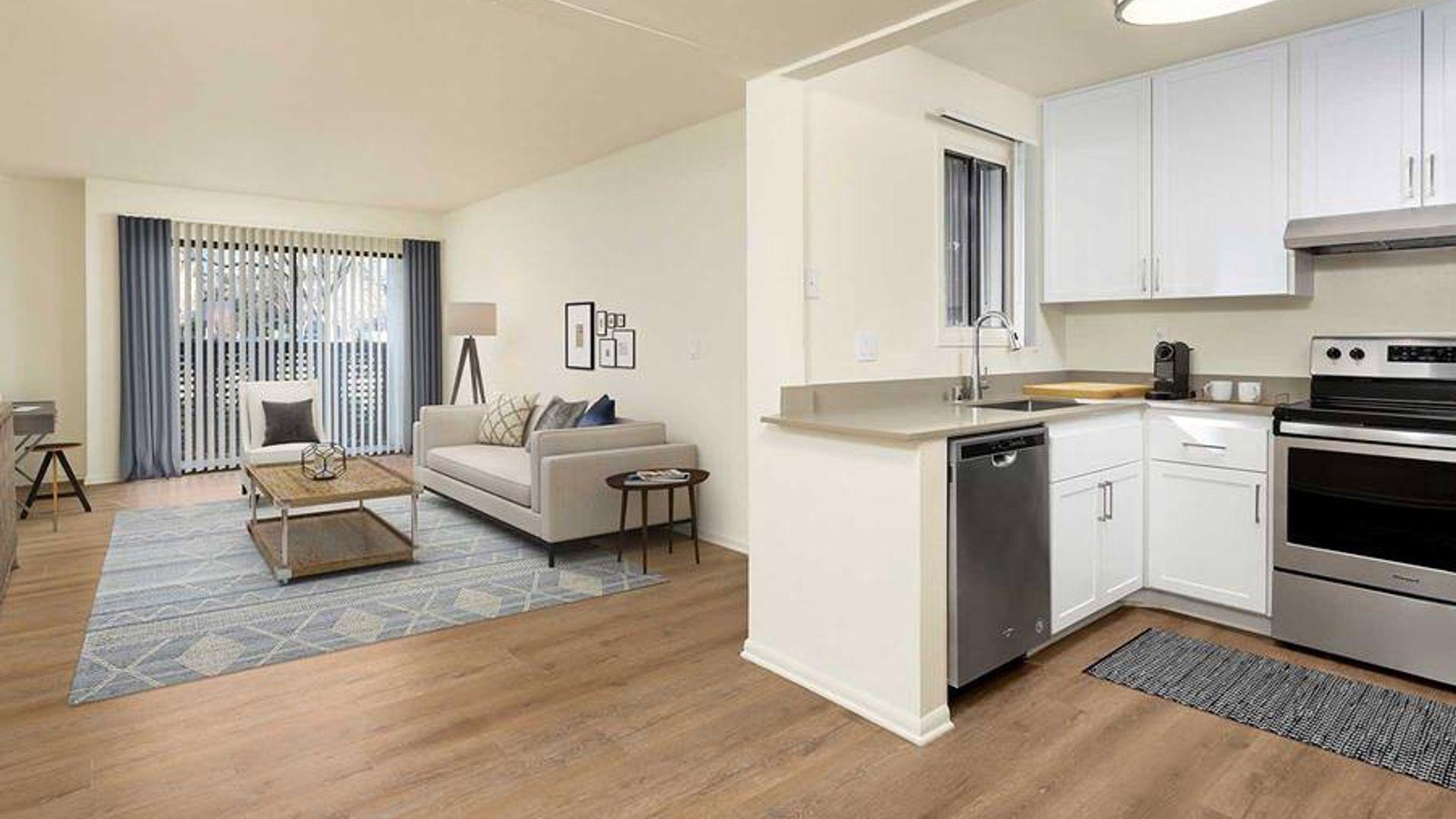1 bed apartment at 5944 Fallbrook Avenue, Los Angeles, CA ...