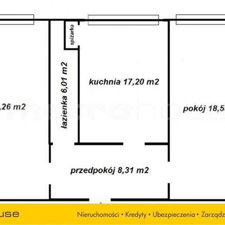Rent this 2 bed apartment on Alojzjanów 22 in 41-902 Bytom, Poland