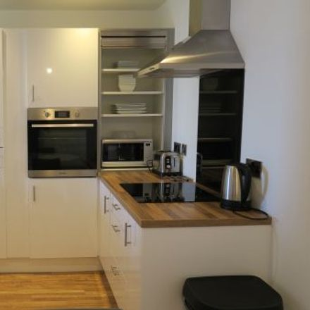 Rent this 1 bed apartment on Millennium Tower in The Quays, Eccles