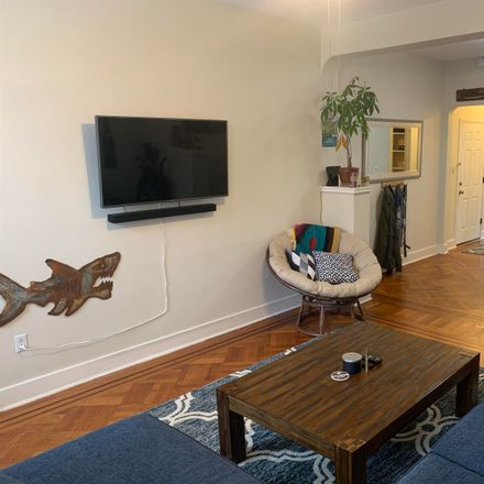 Rent this 2 bed apartment on 1038 Park Avenue in Hoboken, NJ 07030
