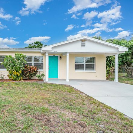 Rent this 3 bed house on 2423 Andrews Avenue in Melbourne, FL 32935