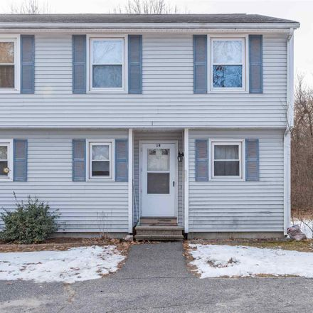 Rent this 2 bed townhouse on 19 Elm Street in Merrimack, NH 03054