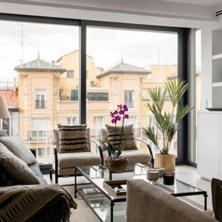 Rent this 3 bed apartment on Madrid in Goya, COMMUNITY OF MADRID