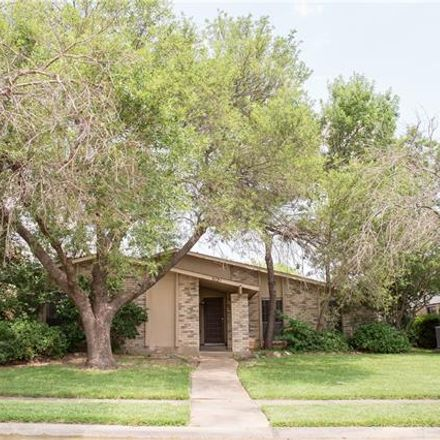 Rent this 3 bed house on 5121 Sherman Drive in The Colony, TX 75056