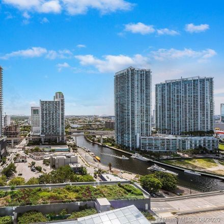 Rent this 1 bed condo on 68 Southeast 6th Street in Miami, FL 33131