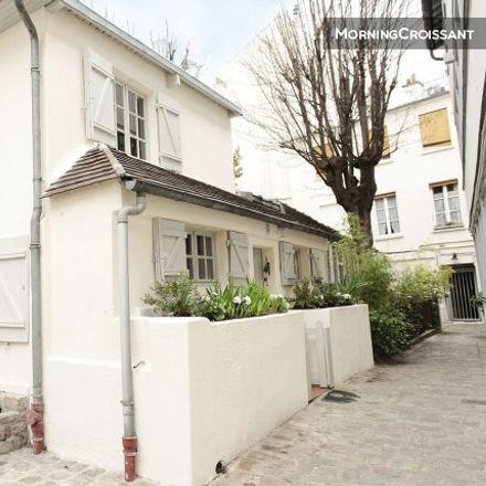 Rent this 1 bed house on 10 Rue de la Fontaine du But in 75018 Paris, France