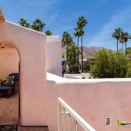 Rent this 1 bed condo on 500 East Amado Road in Palm Springs, CA 92262