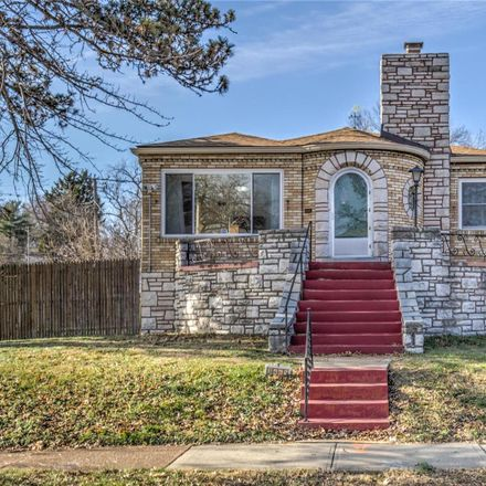 Rent this 2 bed house on Watson Rd in Saint Louis, MO