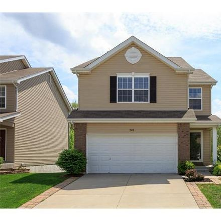 Rent this 3 bed house on 208 Springbeach Drive in O'Fallon, MO 63368