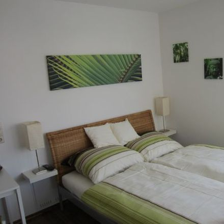Rent this 1 bed apartment on Großschneidersweg 7 in 76149 Karlsruhe, Germany