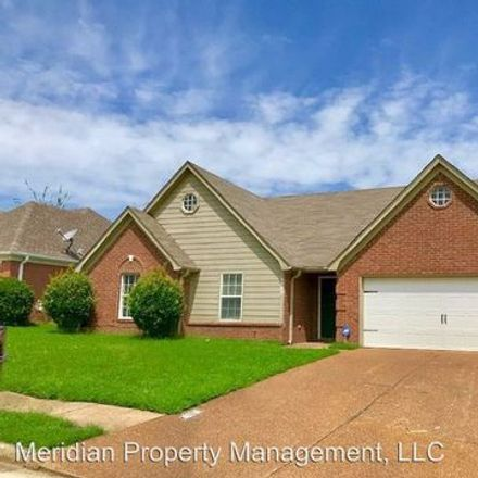 Rent this 3 bed apartment on 6882 Skylar Mill Avenue in Shelby Farms, TN 38018