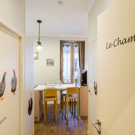 Rent this 1 bed apartment on 98 Rue des Charmettes in 69001 Villeurbanne, France
