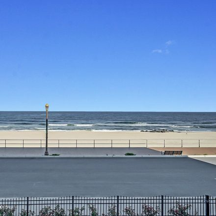 Rent this 2 bed condo on 510 Ocean Avenue in Long Branch, NJ 07740