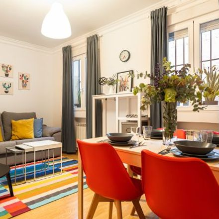 Rent this 3 bed apartment on Calle Mallorca in 3, 28012 Madrid