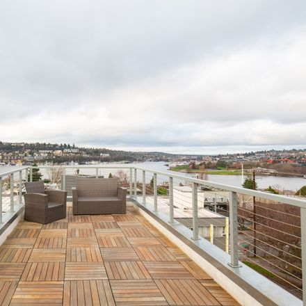 Rent this 1 bed apartment on 2371 Franklin Avenue East in Seattle, WA 98102