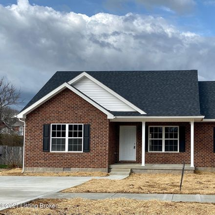Rent this 3 bed house on 311 Camptown Road in Bardstown, KY 40004