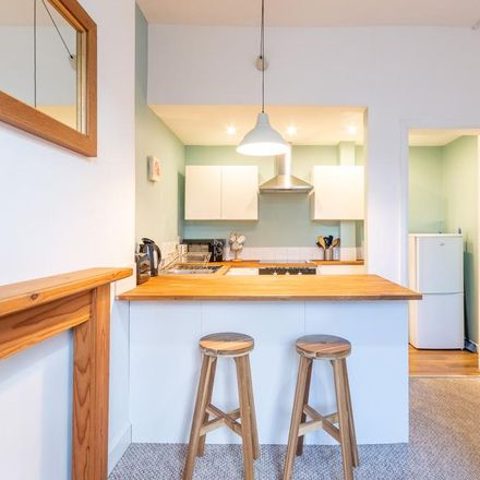 Rent this 1 bed apartment on 14 Wardlaw Street in City of Edinburgh EH11 1TS, United Kingdom
