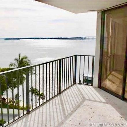 Rent this 4 bed condo on Brickel Place in 1865 Brickell Avenue, Miami